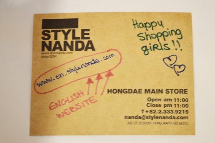 Style Nanda Hondae