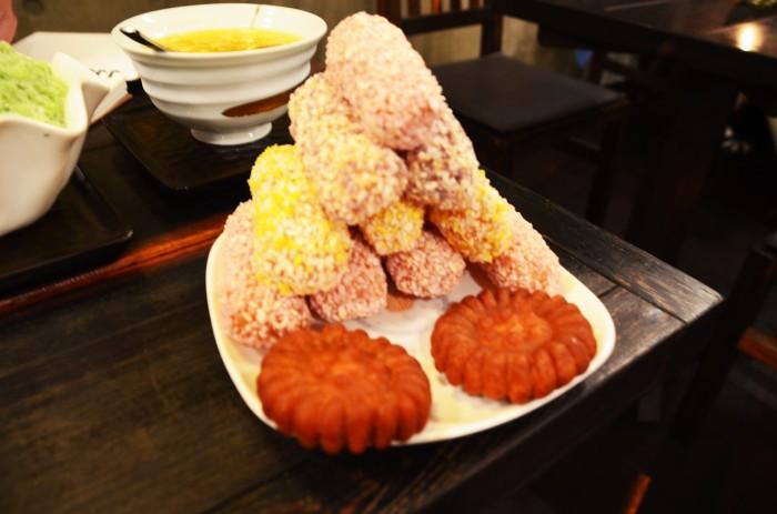 tea house insadong seoul korea korean pastry