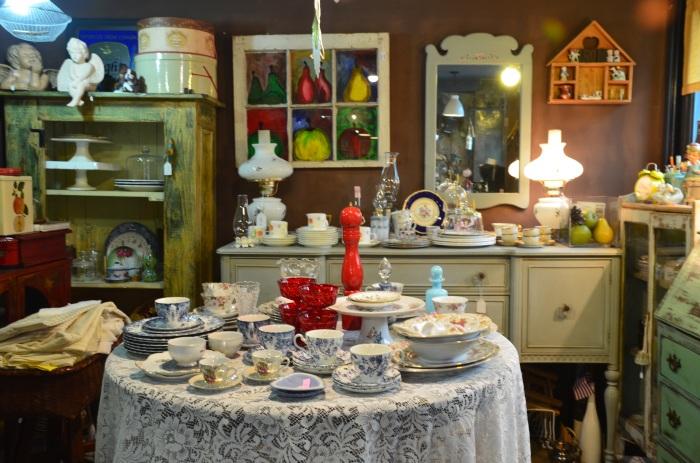 vintage shop bukchon seoul korea