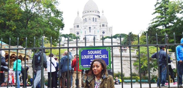 Paris Montmartre Sacre Coeur Basilica